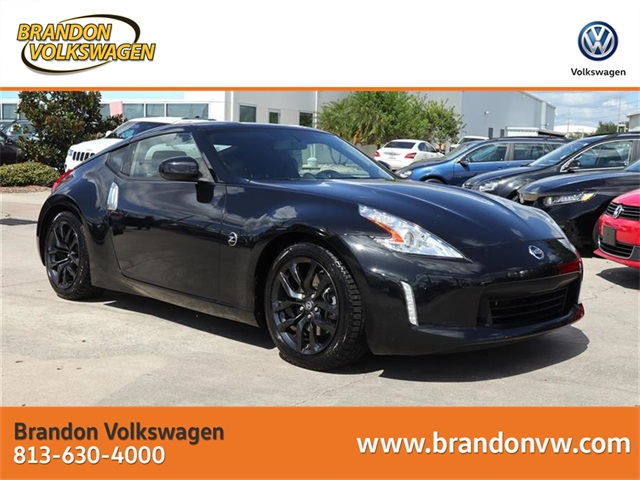 Pre-Owned 2016 Nissan 370Z Nismo