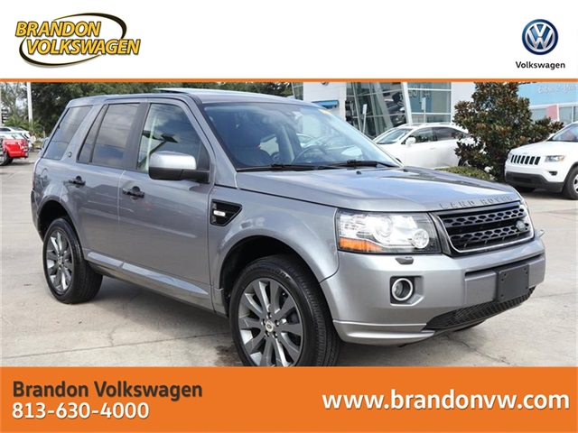 Pre-Owned 2013 Land Rover LR2 Base