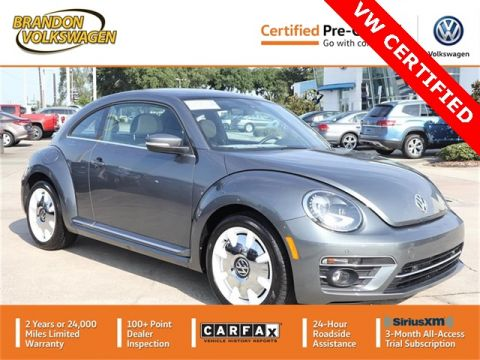Certified Pre-Owned 2019 Volkswagen Beetle 2.0T Final Edition SEL